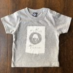 <b>出産祝いに人気です‼︎</b><br>【こどものアート】<br>ベビーTシャツ